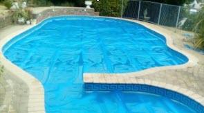 Solnet pool heat retention cover